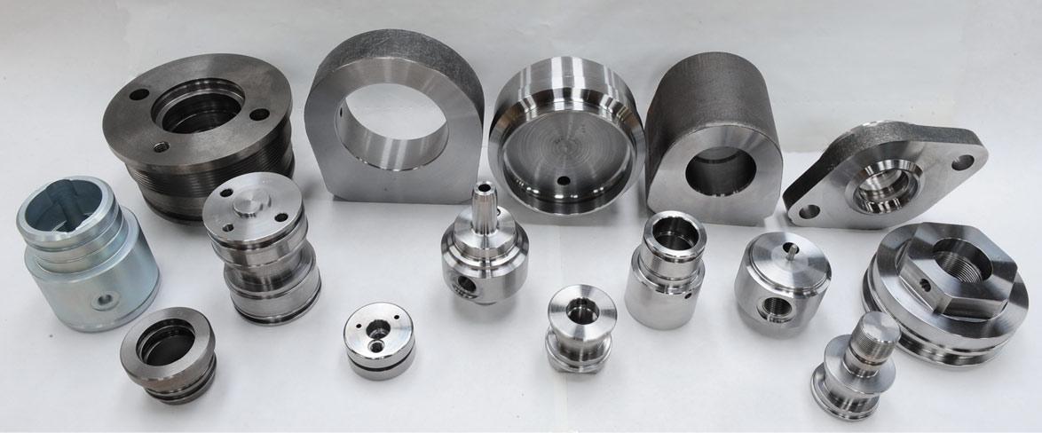 ساخت و تولید قطعات صنعتی